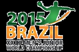 2015 Mens Junior World Handball Championship