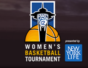 2015 Pac-12 Conference Women's Basketball Tournament - 2015 tournament logo