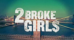 2 Broke Girls - Image: 2 Broke Girls logo