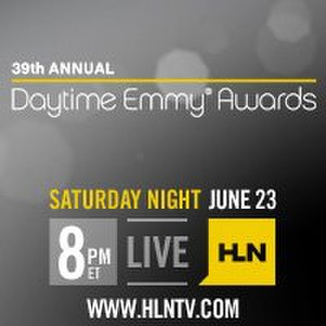 39th Daytime Emmy Awards - Promotional poster
