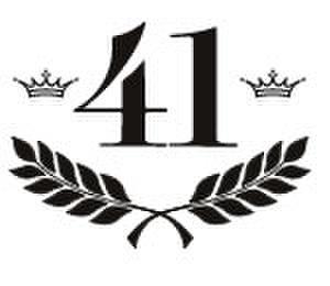 41 Hotel - Image: 41 hotel logo