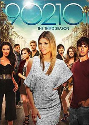 90210 (season 3) - DVD cover