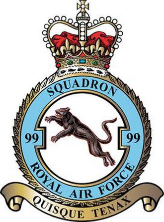 No. 99 Squadron RAF - Image: 99 Squadron RAF