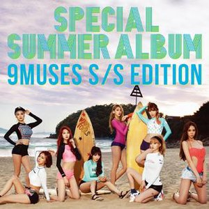 9Muses S/S Edition - Image: 9Muses SS Edition