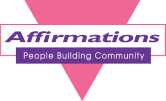 gay center Affirmations and lesbian community