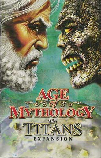 Age of Mythology: The Titans - Image: Age of Mythology The Titans Liner