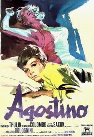 Agostino (film) - Image: Agostino (film)