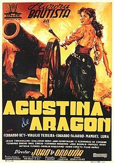 <i>Agustina of Aragon</i> (1950 film) 1950 film by Juan de Orduña