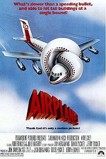<i>Airplane!</i> 1980 American satirical comedy film