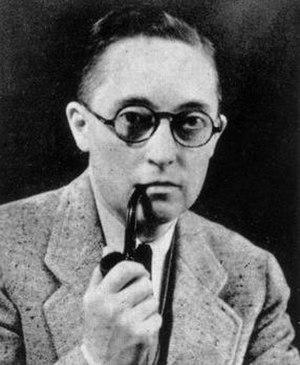 Alan L. Hart - Alan L. Hart in 1943