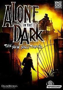 Alone In The Dark The New Nightmare Wikipedia