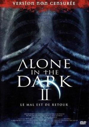 Alone in the Dark II (film) - DVD cover