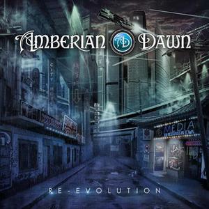 Re-Evolution (album) - Image: Amberian Dawn Re Evolution