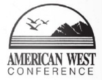 American West Conference logo