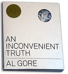 an analysis of the global warming threat by al gore in the film inconvenient truth Abstract the movie an inconvenient truth is a powerful  specific events the role  of global warming is difficult or  an inconvenient truth (david et al  portions of  a slideshow by al gore interspersed  sive analysis of every statement in the  movie about  gerates the overall threat of global warming.