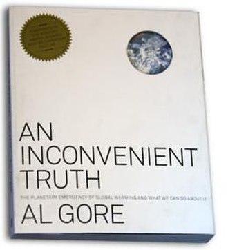 An Inconvenient Truth (book) - Image: An Inconvenient Truth
