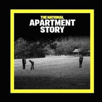 Apartment Story - Image: Apartment Story (The National single cover art)