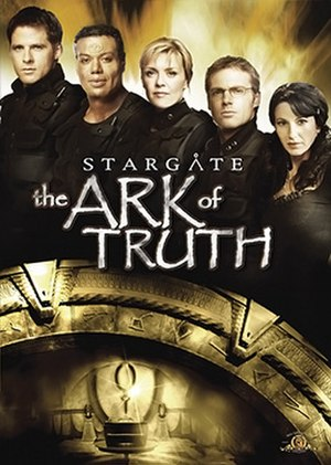 Stargate: The Ark of Truth - DVD cover