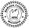 Official seal of Baraga County