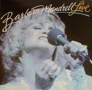 Barbara Mandrell Live - Image: Barbara Mandrell Live