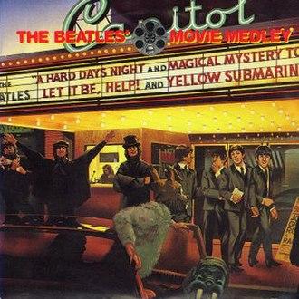 The Beatles Movie Medley - Image: Beatles Moviemedley