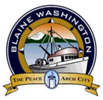 Blaine, Washington - Image: Blaine City Seal