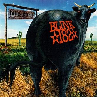 Dude Ranch (album) - Image: Blink 182 Dude Ranch cover