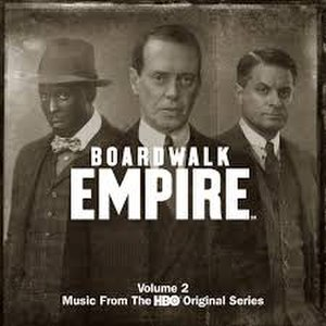 Boardwalk Empire Volume 2: Music from the HBO Original Series - Image: Boardwalk Empire Volume 2