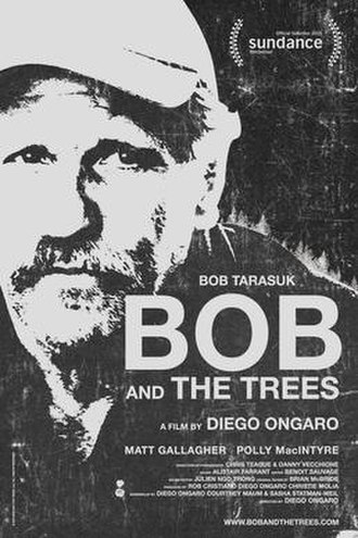 Bob and the Trees - Film poster to Bob and the Trees