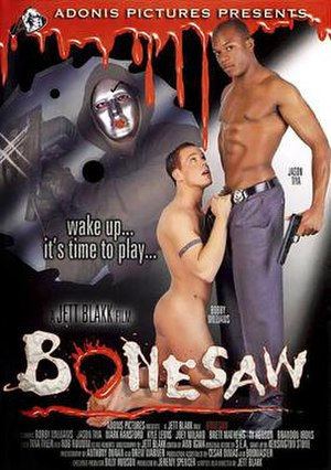 Bonesaw - DVD released by Adonis Pictures