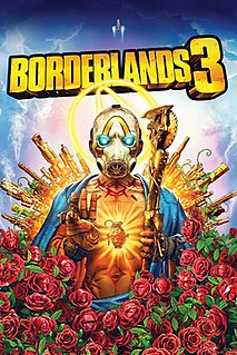 <i>Borderlands 3</i> 2019 first-person shooter video game