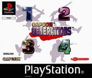Capcom Generations