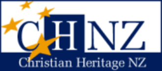 Christian Heritage Party of New Zealand - A former Christian Heritage logo