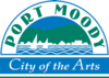 Official logo of Port Moody