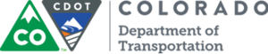 Colorado Department of Transportation - Image: Colorado Department of Transportation logo