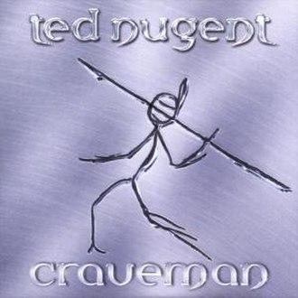 Craveman - Image: Cravemancover