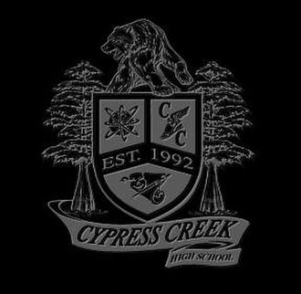 Cypress Creek High School (Orlando, Florida) - Image: Cypress Creek High logo
