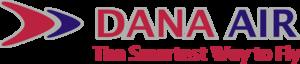 Dana Air - Image: Dana Air logo
