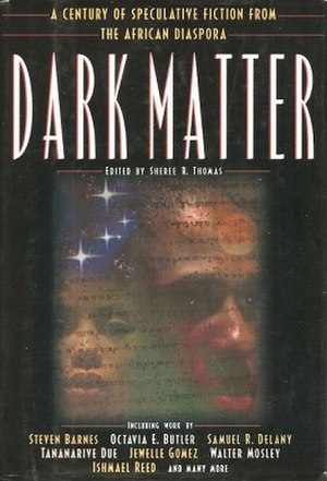 Dark Matter (prose anthologies) - Cover of first edition (hardcover)