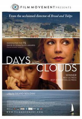 Days and Clouds - Film poster
