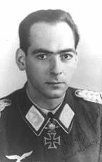 Dietrich Peltz - Dietrich Peltz