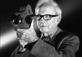 Douglas Slocombe - Image: Douglas Slocombe BS Cine