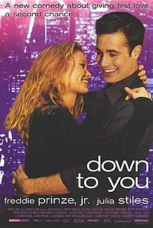 Film sa prevodom online - Down to You (2000)