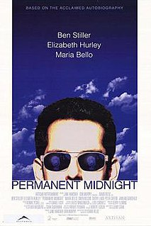 <i>Permanent Midnight</i> 1998 film by David Veloz