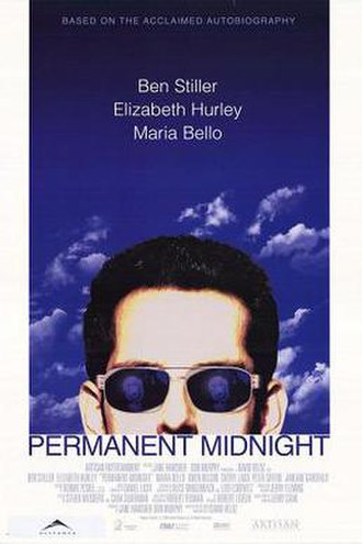 Permanent Midnight - Theatrical release poster