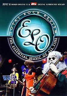 <i>ELO – Total Rock Review</i> 2006 video by Electric Light Orchestra