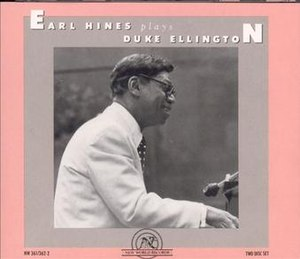 Earl Hines Plays Duke Ellington - Image: Earl Hines Plays Duke Ellington