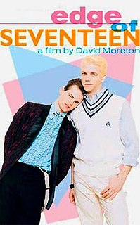 <i>Edge of Seventeen</i> (film) 1998 film directed by David Moreton