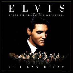 If I Can Dream (album) - Image: Elvis and the RPO If I Can Dream