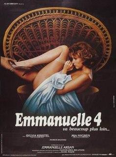 <i>Emmanuelle 4</i> 1984 film by Francis Leroi
